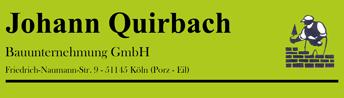 Quirbach Bauunternehmen